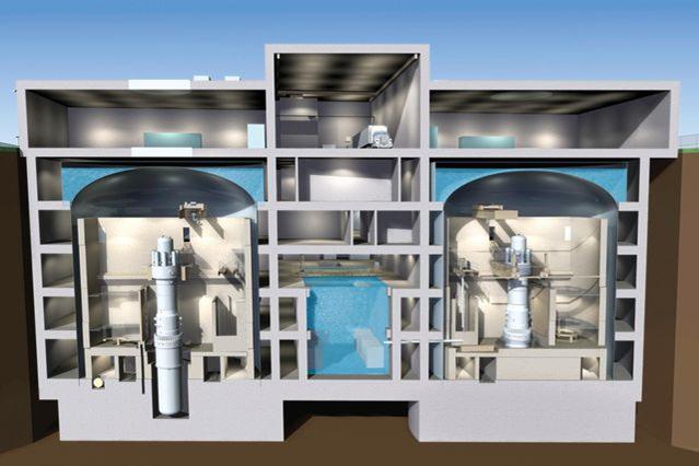 small modular reactor