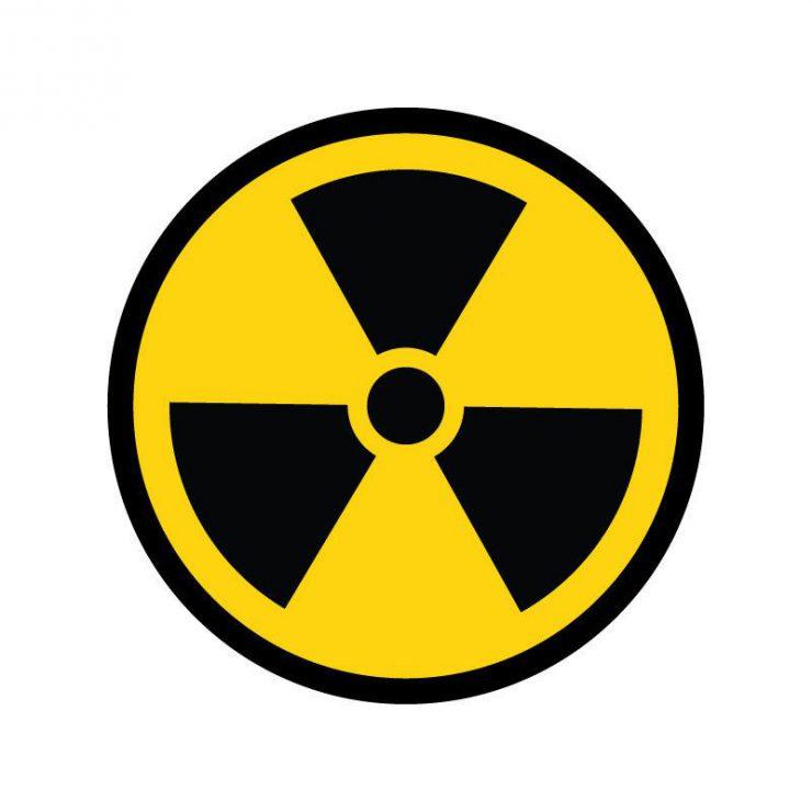 radiation symbol