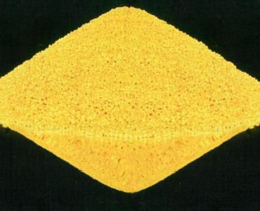yellowcake powder