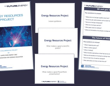 OFE-ASE Energy Resources Project